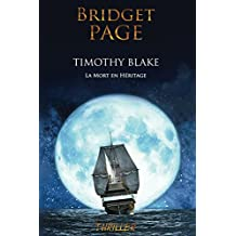 Timothy Blake: La mort en héritage