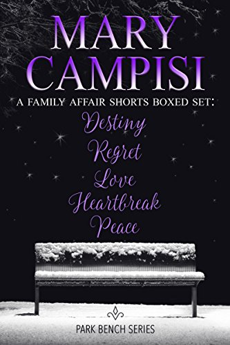 A Family Affair Shorts Boxed Set: Park Bench series Books 1-5 (English Edition) -