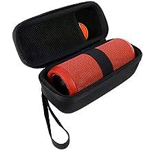 para JBL Flip 4 Flip 3 Altavoz Inalámbrico Bluetooth Viajar Difícil Caso Bolso por VIVENS