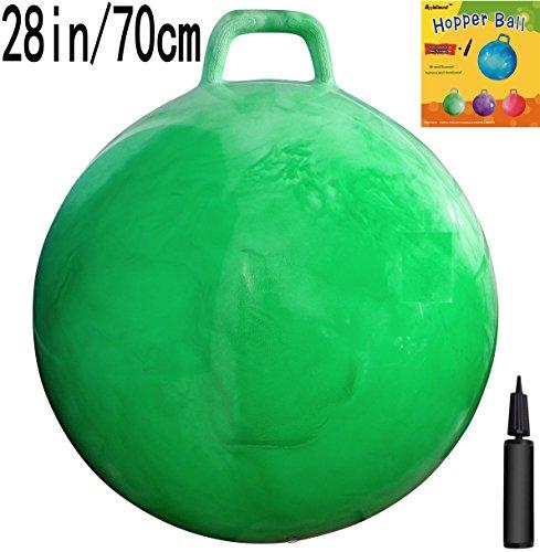 space-hopper-ball-with-air-pump-28in-70cm-diameter-for-age-13-hop-ball-kangaroo-bouncer-hoppity-hop-