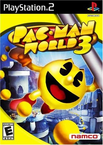 Pac-Man World 3 (PS2) by Electronic Arts