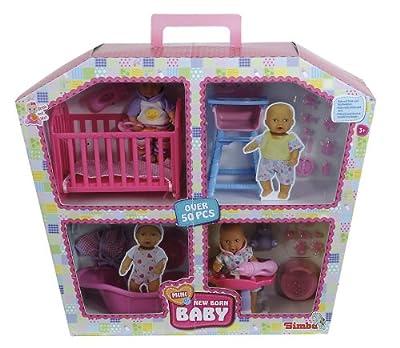 Simba Toys - Casa de muñeca por Simba Toys