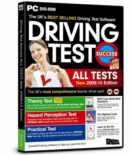 Driving Test Success ALL Tests 2009/2010 Edition (PC) Test