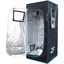 Mars Hydro 70x 70x 160cm Mylar reflectante hidropónico Grow tienda de campaña para cultivo de plantas en interior