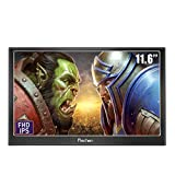 Prechen 11.6 pollici 1920X1080 IPS Monitor Portatile VGA HDMI, Compatibile per PS3/PS4/Xbox360/Raspberry Pi 3 2 1 / Windows 7 8 10, Altoparlante incorporato