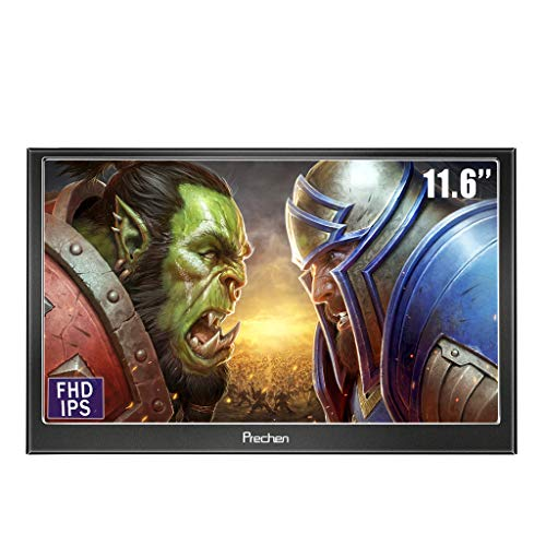 Prechen 11.6 Inch 1920X1080 IPS Monitor portátil