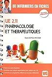Pharmacologie et thérapeutiques - UE 2.11