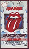 : The Rolling Stones-Video Rewind: Great Video Hits [VHS]