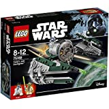 LEGO - 75168 - Star Wars - Jeu de Construction - Yoda's Jedi Starfighter