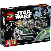 LEGO Star Wars 75168 - Yoda's Jedi Starfighter Spielzeug