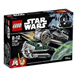Enlarge toy image: LEGO 75168 Star Wars Yodas Jedi Starfighter - school time children learning and fun