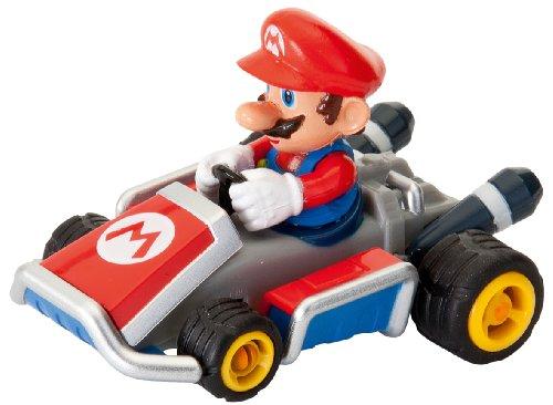 Unbekannt Pull & Speed Nintendo 7: Car Pack Mario, Luigi, Yoshi und Koopa (Carrera 15819044)