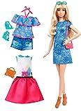 Barbie DTF06 - Bambola Fashionista e Moda - Chic