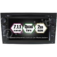 Android 7.1GPS DVD USB SD Wifi Bluetooth Radio 2Din navegador Opel Corsa y Opel Zafira/Opel Meriva/Opel Astra/Opel Antara/Opel Vivaro/Opel Vectra/Opel Tigra/Opel/Opel Combo