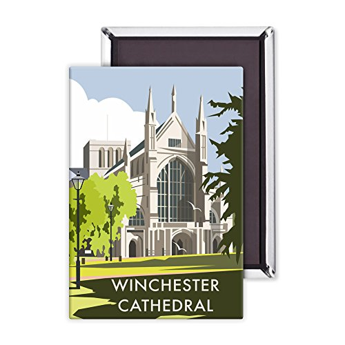 winchester-cathedral-3x2-inch-fridge-magnet-large-magnetic-button