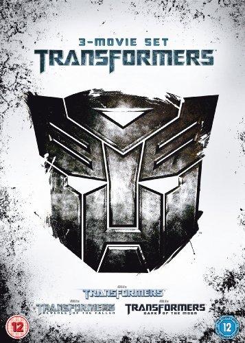 Transformers 1-3 Box Set [DVD] (Transformers Dvd Box Set)