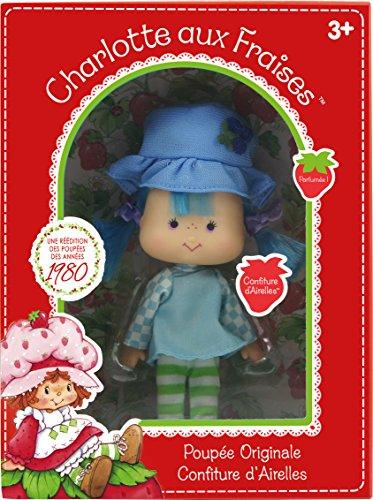 Kanaï Kids-kkcfblu-Muñeca Emily Erdbeer-Precio elbeer de mermeladas, muñeca clásico