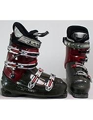 Chaussure de Ski Occasion Lange concept rouge
