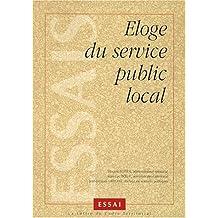 Éloge du service public local