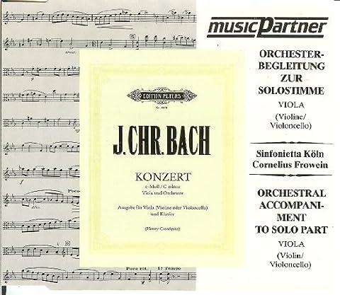 Violakonzert c-Moll : CD mit der