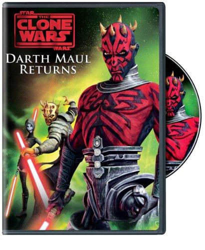 Wars Return Of Darth Maul [DVD] [Region 1] [NTSC] [US Import] (Star Wars The Clone Wars Filmen)