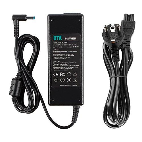 DTK Notebook Laptop Ladegerät AC Netzteil für HP Output: 19.5V 4.62A 90W Ladegeräte Netzteile Netz Batterie-Stromversorgung Stecker: 4.5mmx3.0mm -
