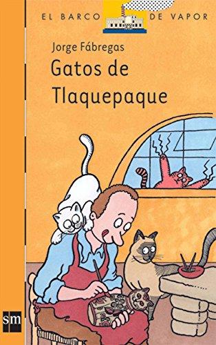 Gatos de Tlaquepaque por Jorge Fabregas