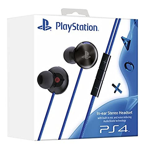 PlayStation 4 In-Ear Stereo Headset,