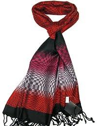 Lovarzi - Hermosa bufanda de mujer / chal - lente magnífico efecto bufandas