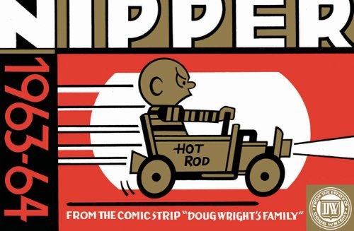 Nipper: Classic Comics from 1963-64 por Doug Wright