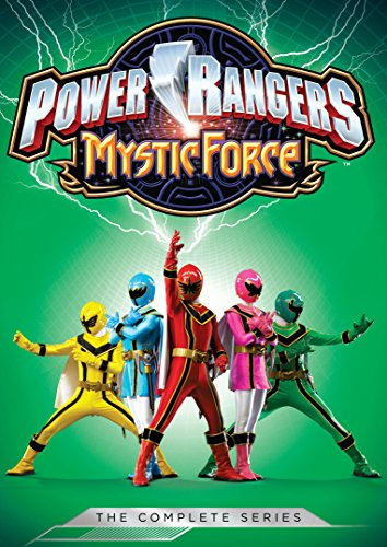 POWER RANGERS: MYSTIC FORCE - COMPLETE SERIES - POWER RANGERS: MYSTIC FORCE - COMPLETE SERIES (4 DVD) - Mystic Series