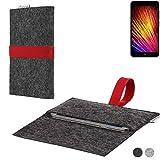flat.design Handy Hülle Aveiro für Leagoo Z7 passgenaue Filz Tasche Case Sleeve Made in Germany