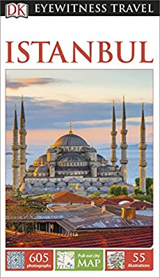 DK Eyewitness Travel Guide Istanbul (Eyewitness Travel Guides)