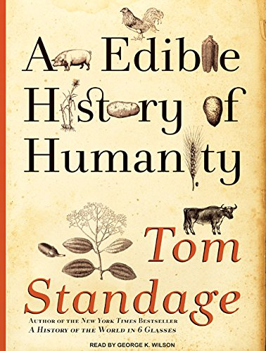 An Edible History of Humanity por Tom Standage