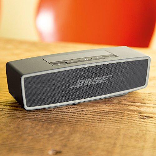 Bose SoundLink Mini Bluetooth Lautsprecher II carbon - 8