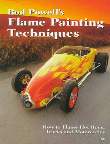 Rod Powell's Flame Painting Techniques -