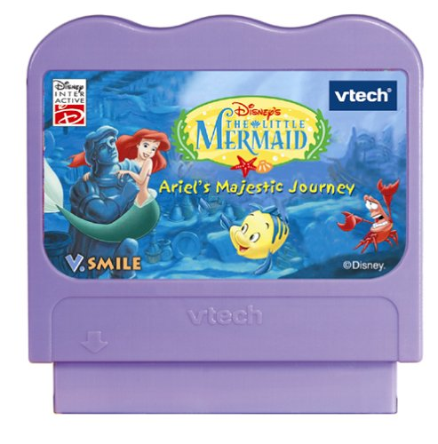 VTech V.Smile The Little Mermaid