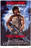 Rambo: First Blood, film, Poster