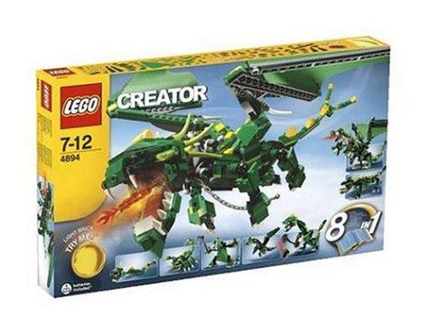 LEGO-Creator-Mythical-Creatures-4894
