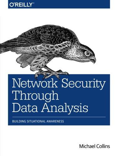 Preisvergleich Produktbild Network Security Through Data Analysis: Building Situational Awareness