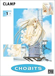 Chobits Edition simple Tome 1