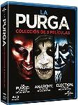 Pack 3 Películas: La Purga (BD...