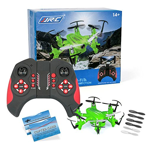 JJRC MINI Hexacopter Drohne H20W grün Wifi 2MP FPV RC 2.4GHZ inkl Copter Card