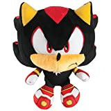 Sonic The Hedgehog T22515ASHADOW 15 cm Boom Shadow Head Plush figure