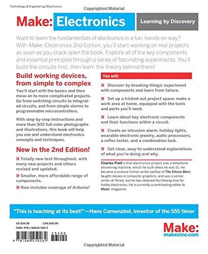 Make: Electronics: Learning Thro...