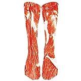 Yvelands Socken Strumpfhosen Strümpfe Bunte Krawatten Kompressionssocken-Fußball hohe Socken Ange Socken(One Size,E3)