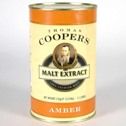 Coopers ámbar Extracto de Malta