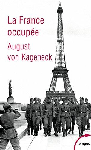 Livre gratuits en ligne La France occupée pdf ebook