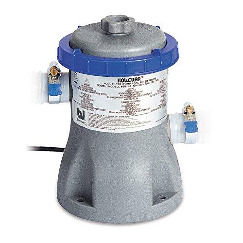 bestway- 330Gal Filter Schwimmbad Filterpumpe bw58145