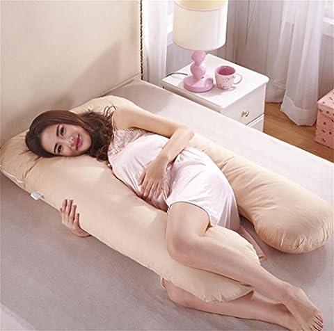XXFFH® Multifunctional pregnant women pillow cotton cartoon sleep pillow u style pillow , 15 ,